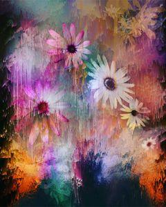 Raining flowers - Jay Carlson