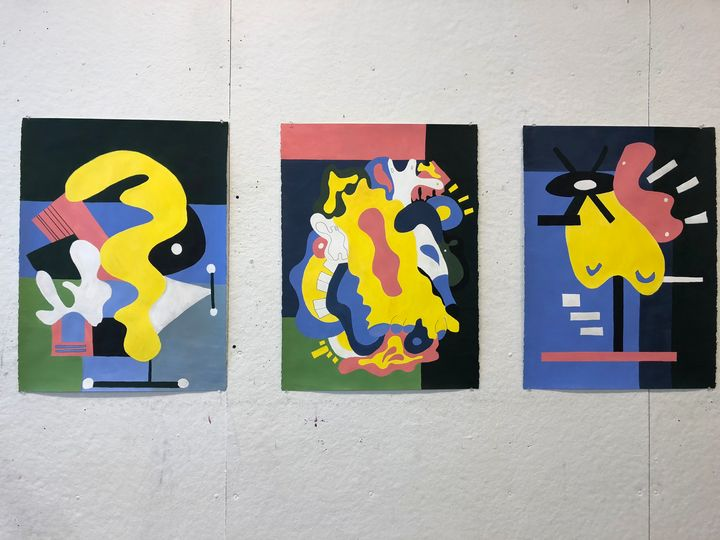 3 amigos - Crasianne's gallery