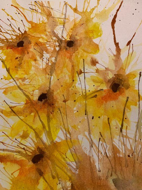 sunburst - maureen thompson
