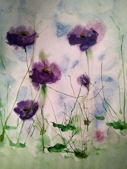 lavender breeze - maureen thompson