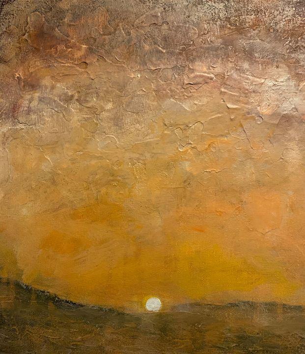 sunset - maureen thompson