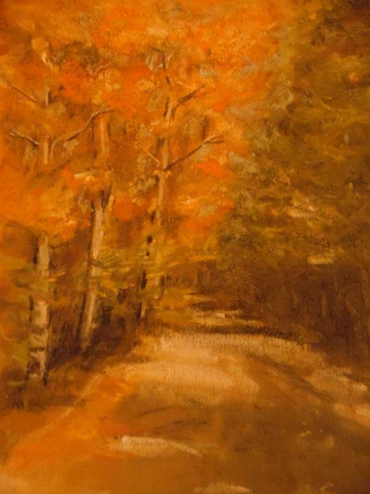 the road - maureen thompson