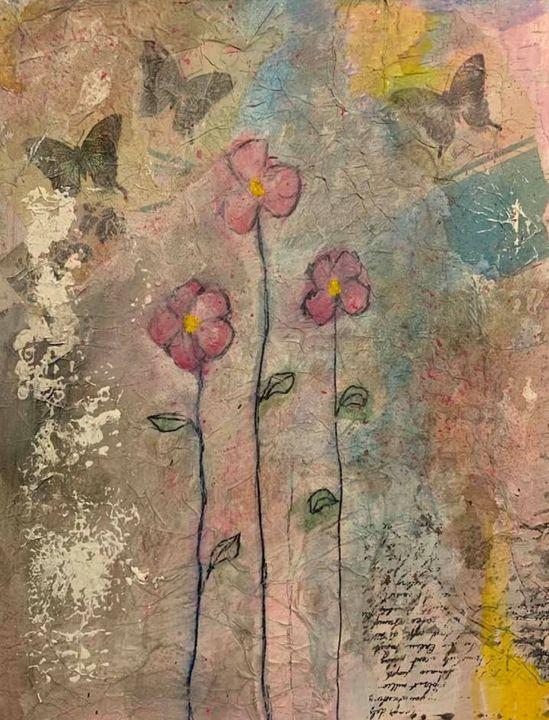 spring - maureen thompson