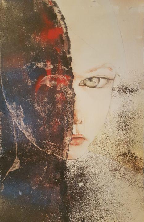 Double visage - Bruno Benoit-Janin