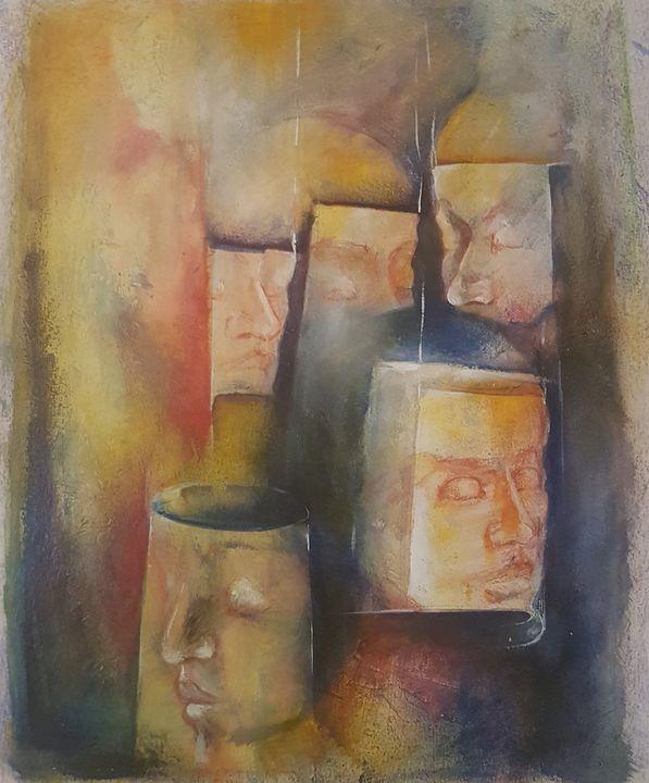 Masques - Bruno Benoit-Janin