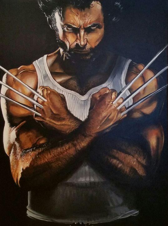 Wolverine - Mark Pacich Art, LLC