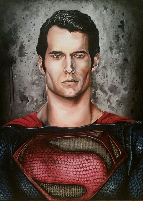 Superman - Mark Pacich Art, LLC