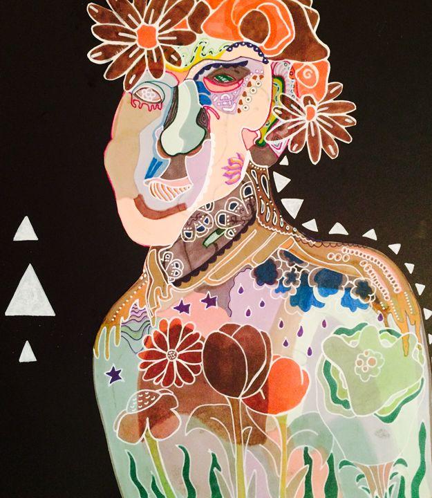 A little bit Strange - Noelle Nelson