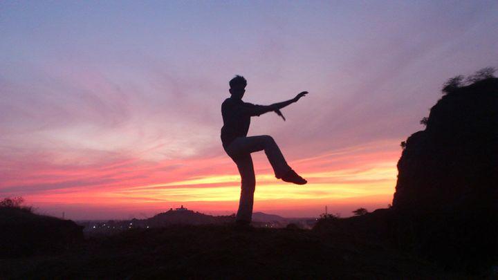 Seek balance - HEVIRA PHOTOS, ARTS & CRAFTS