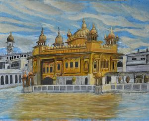 Golden Temple Sri Harmandir Sahib