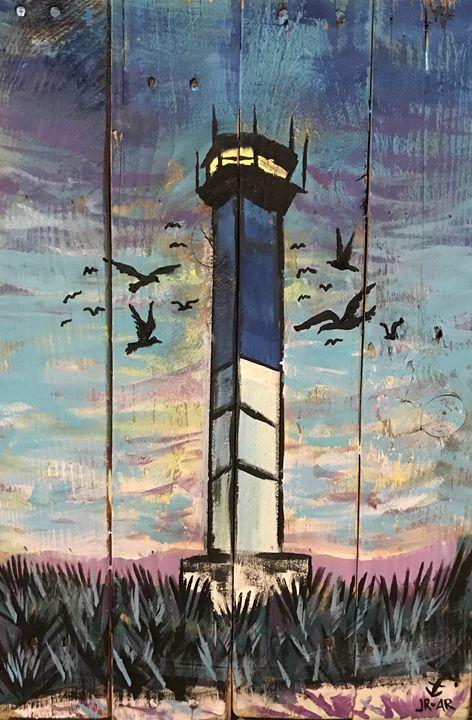 Sullivan's Island - Anchor Down Art