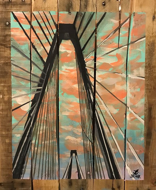 Passin thru - Anchor Down Art