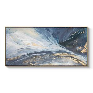 Original hand  Oil Painting  Sea