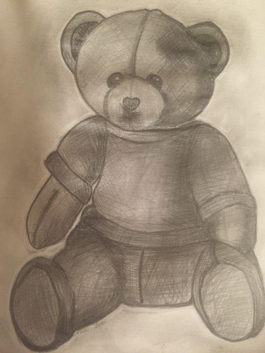 Bear essentials - Miss Kerk