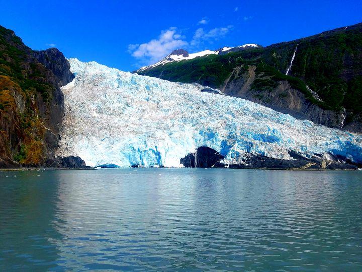 Surprise Glacier - LaMaccPhotography