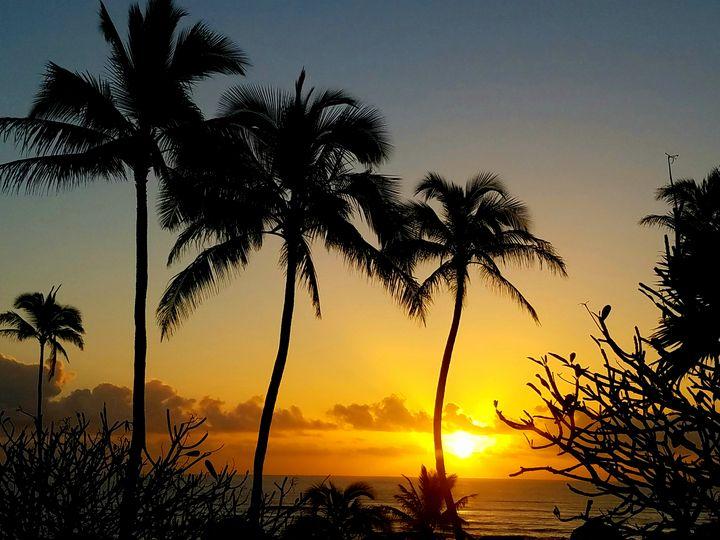 Sunrise over Kauai - LaMaccPhotography