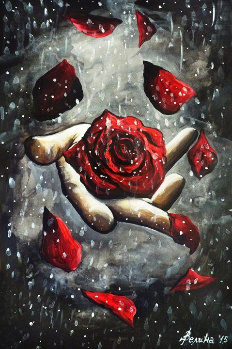 Magic - Velina Daskalova Art