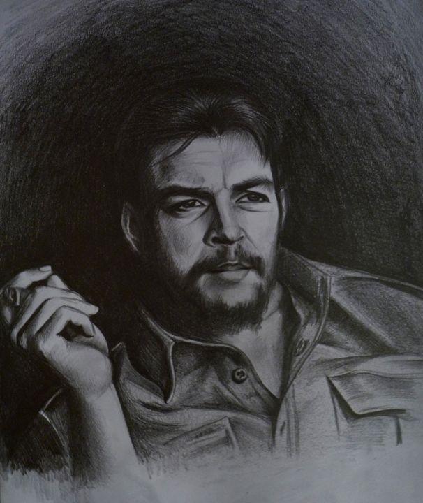 Che Guevara - Velina Daskalova Art