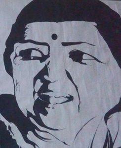 Legendary Musician Lata Mangeshkar