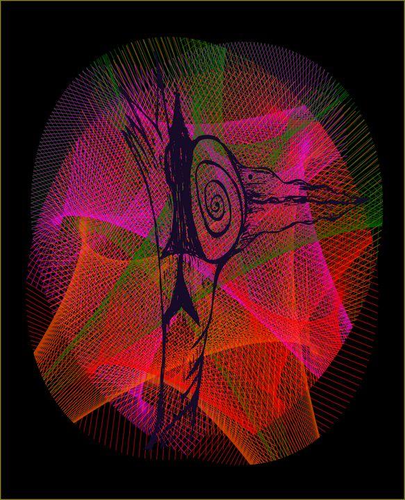 Hypnosis eye - mrh