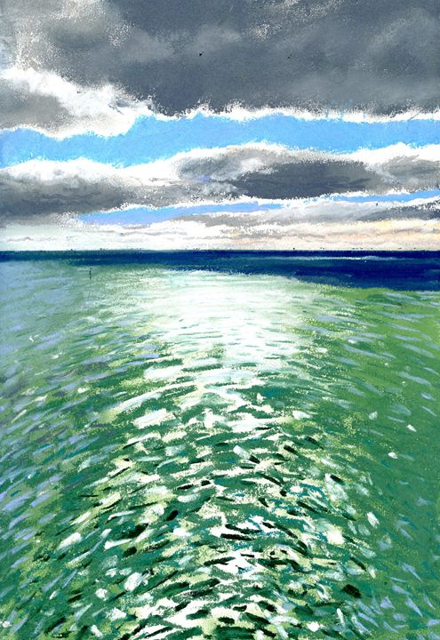 The English Channel at Brighton - Andrew Daws Projects