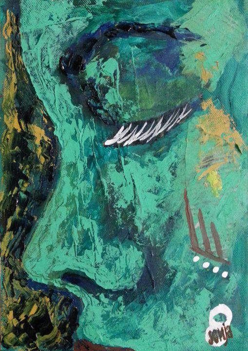 The Prayer - Sonja Peacock