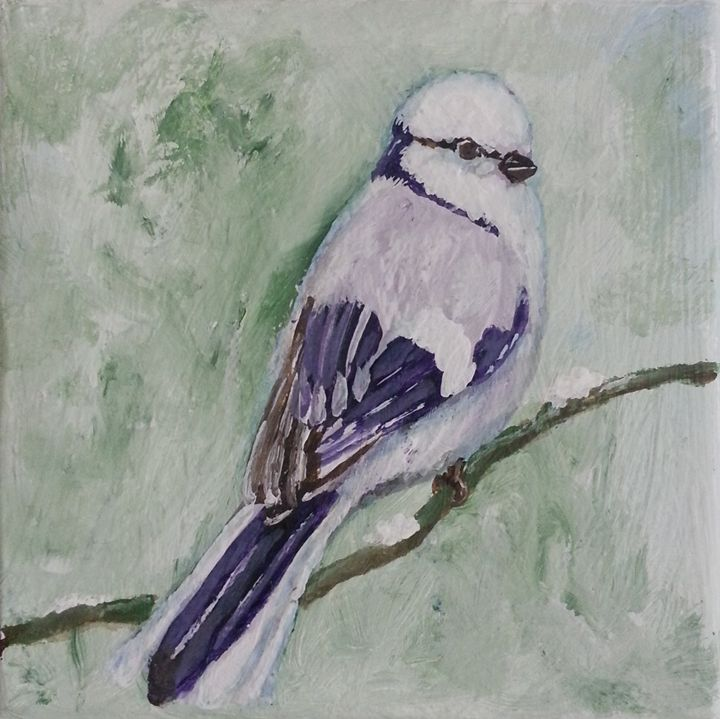 Bird Collection nr 7 - Sonja Peacock