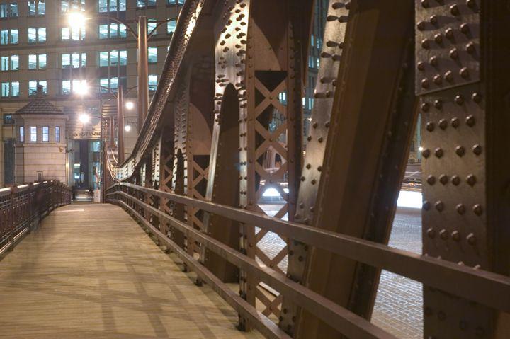 Chicago Bridge - Patrick John Photography