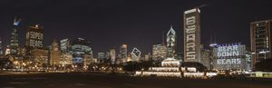Chicago Bears Skyline