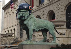 Chicago Bears - Patrick John Photography