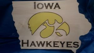 State Cutout Signs