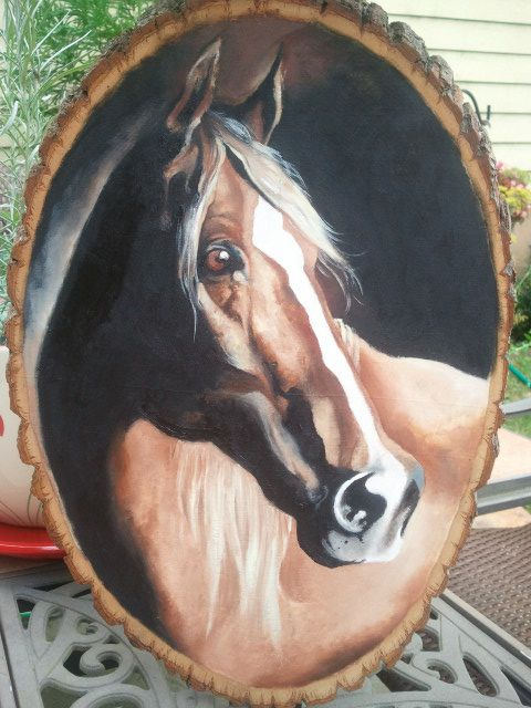 Horse portrait - Najwan Fine Art