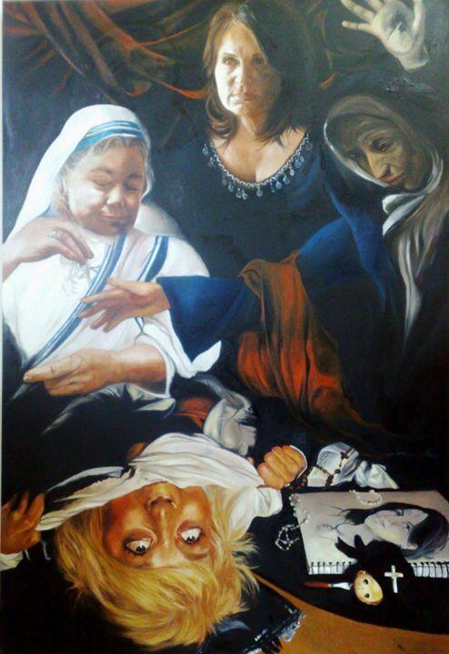 Christian - Najwan Fine Art