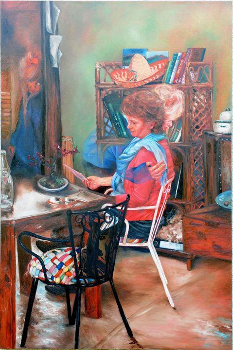 Since Then - Najwan Fine Art