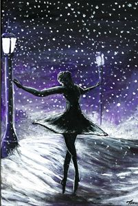 Winter Dancer