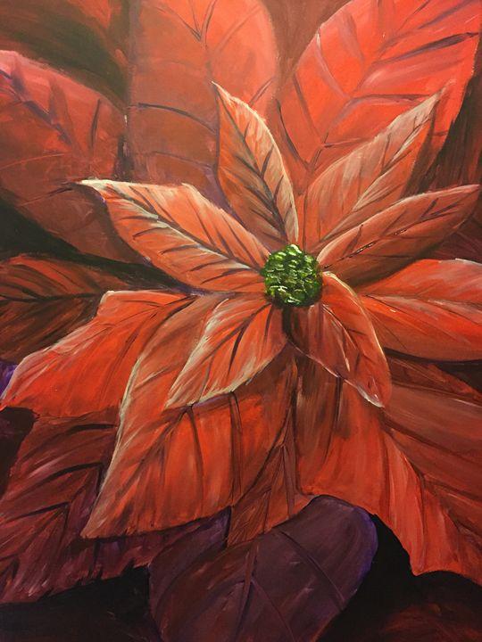 Poinsettia - Tyson's Gallery