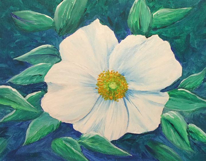 Cherokee Rose - Tyson's Gallery