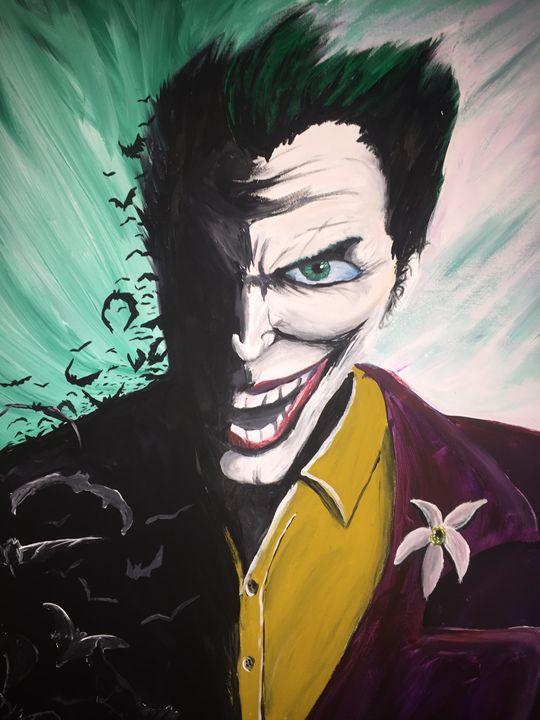 Joker - Tyson's Gallery