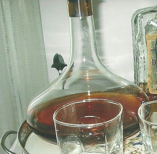 Christofle - decanter - ARACA