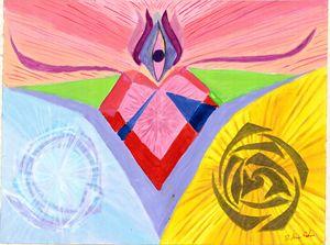 Birth Of Healing Energies