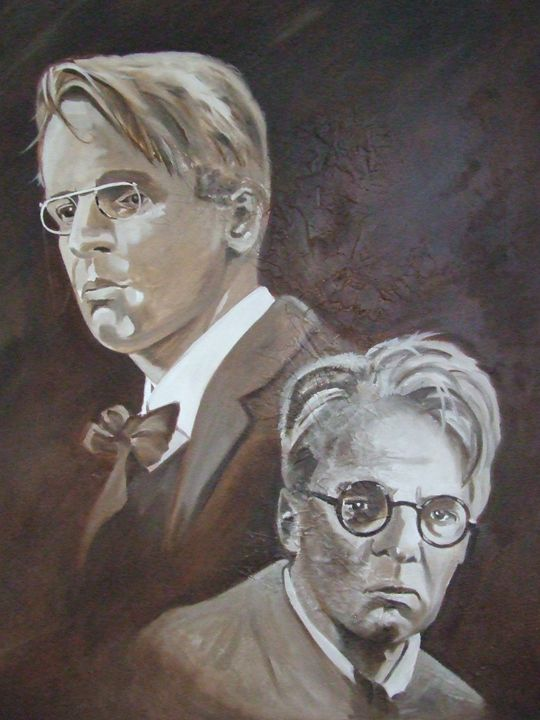 W.B. Yeats - When You Are Old - The River Art Gallery