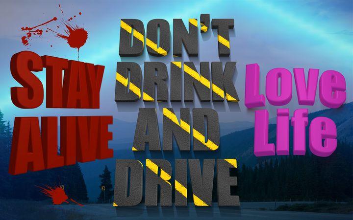 Drink N Drive - KenMdesigns