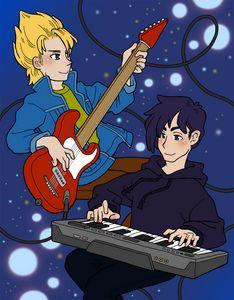 Sam & Sebastian