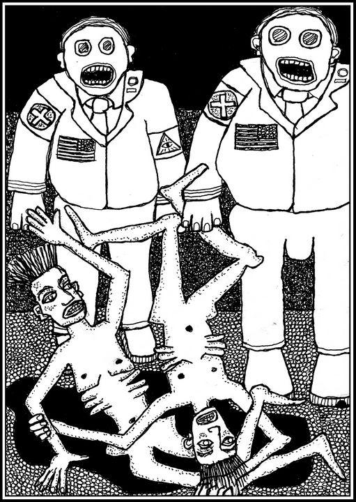 A Reasonable Fear Of the Fascist... - Dee Sunshine