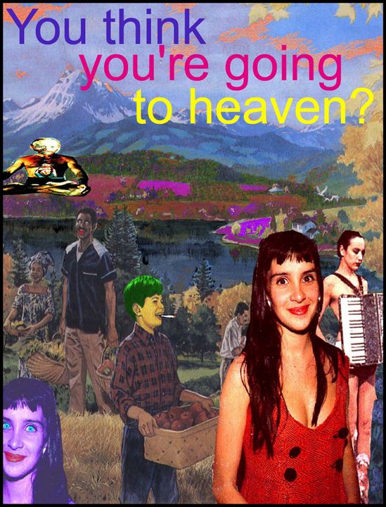 You Think You Are Going To Heaven - Dee Sunshine