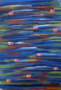 Water and Water Lilies