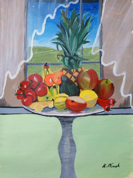 Fruits & Vegs - Katarzyna Nowak