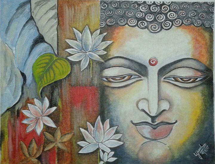 Lord Buddha - Ujwalart