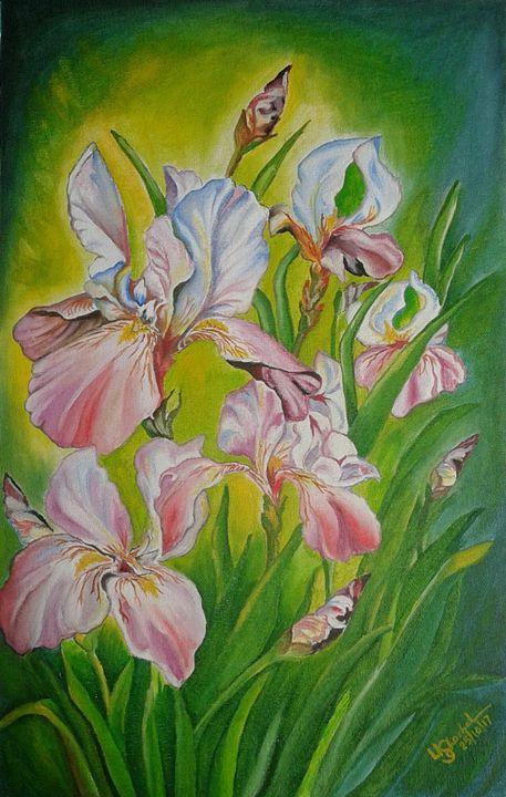 Flowers - Ujwalart