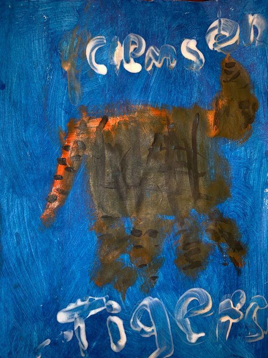 Clemson Tigers - Rainbow Arts